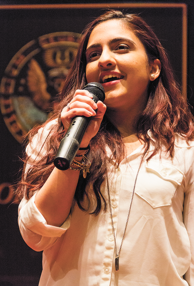 BSA Holds Battle of the Voices for DC Colleges