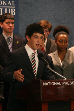 GUSA Leaders Push for Student Voice in Debt Ceiling Debate