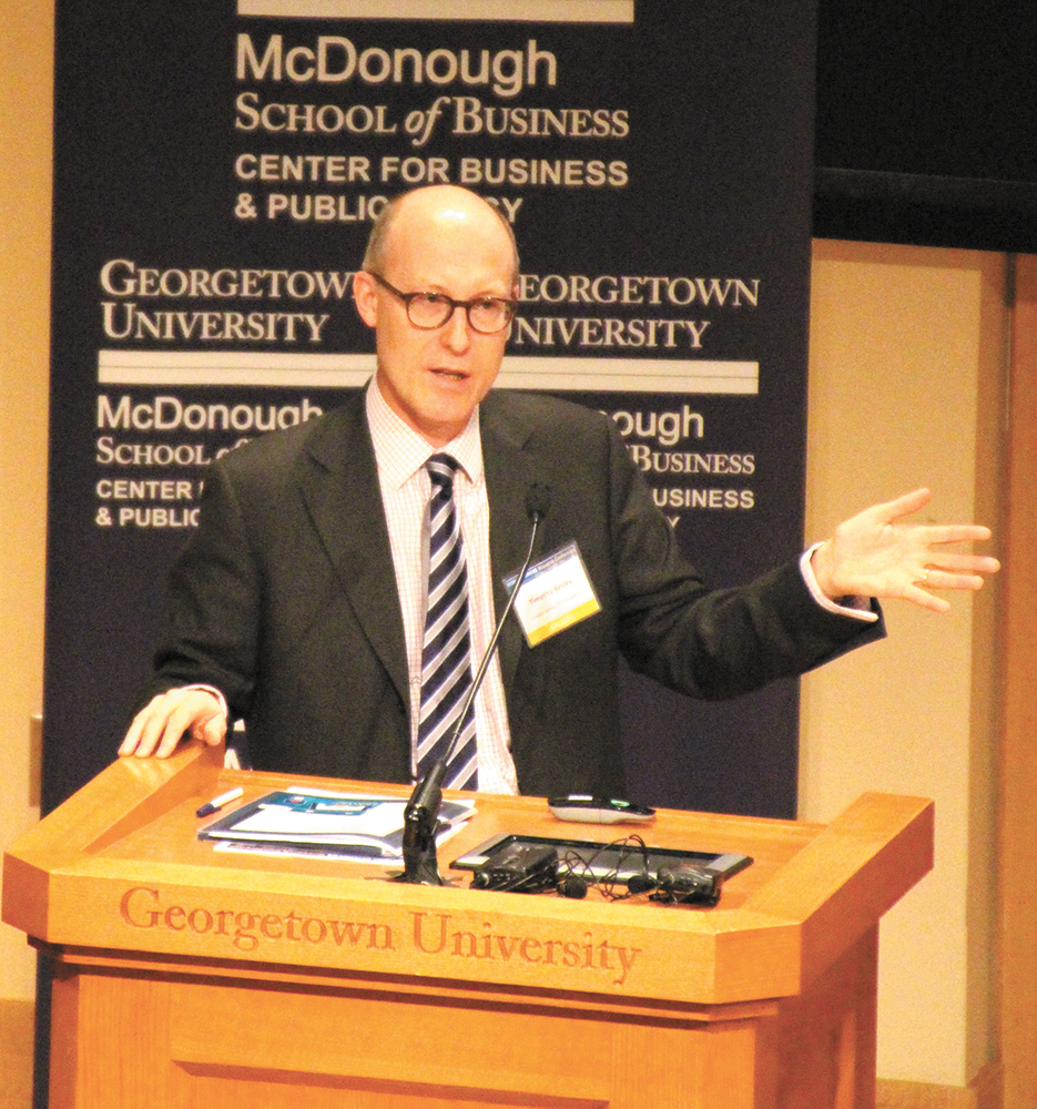 LSE, USAID Experts Gather for Conference