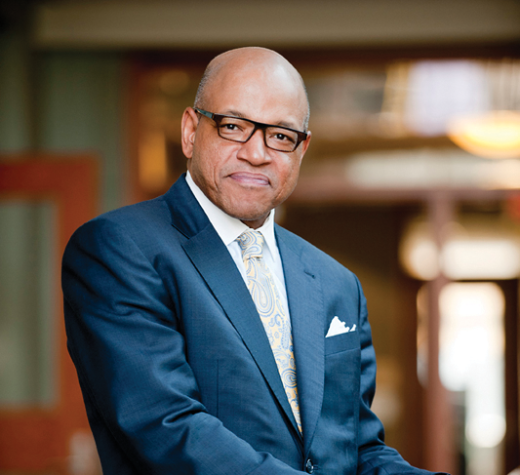 GEORGETOWN UNIVERSITY McDonough School of Business Dean David Thomas will step down Aug. 1 after five years at Georgetown.