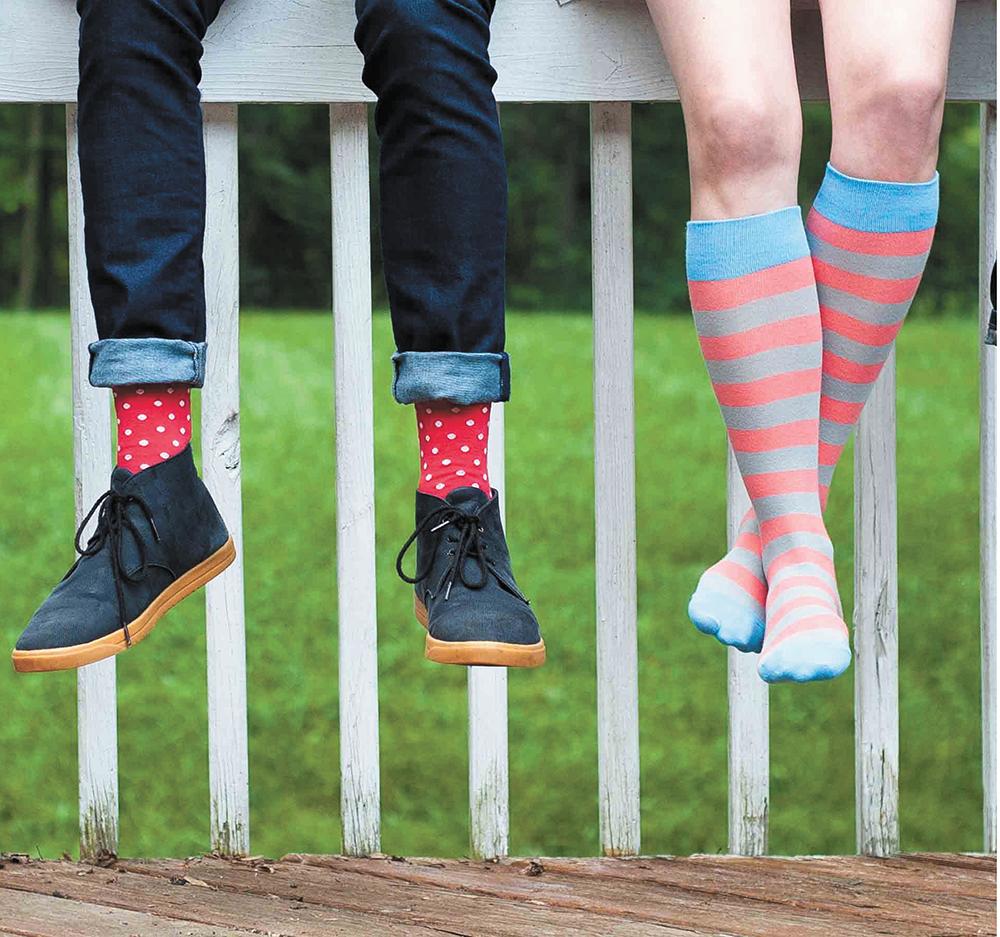 Alum Refreshes Sock Drawers