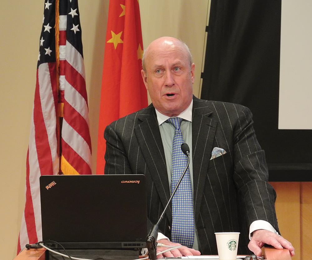 Panel Talks US and China