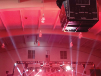 ALEXANDER BROWN/THE HOYA Friday's Big Sean concert benefitted from GPB's 2014 budget.