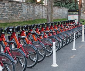 GU Gears Up for Bike Initiatives