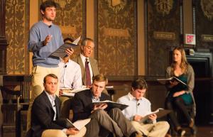 Panel, Reading Mark Karski Centennial