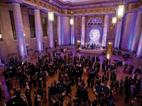 COURTESY GEORGETOWN UNIVERSITY The Diplomatic Ball will return for its 89th year tonight.