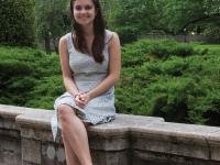MICHELLE XU/THE HOYA JENNY HAMMER Georgetown College Major: Psychology GPA: 4.0