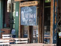 MICHELLE XU/THE HOYA  Desperados Burgers & Bar