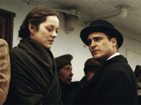 "PASTEMAGAZINE.COM  Marion Cotillard and Joaquin Phoenix star in the 1920s drama, ""The Immigrant."""