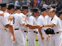 Keeping History Alive at Old-Timers' Day