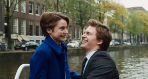 """APNATIMEPASS.COM Shailene Woodley and Ansel Elgort give emotionally convincing performances as terminally ill teenagers in """"The Fault in Our Stars."""""""