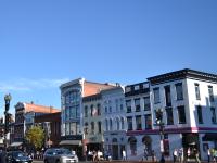 M Street's Retail Takeover
