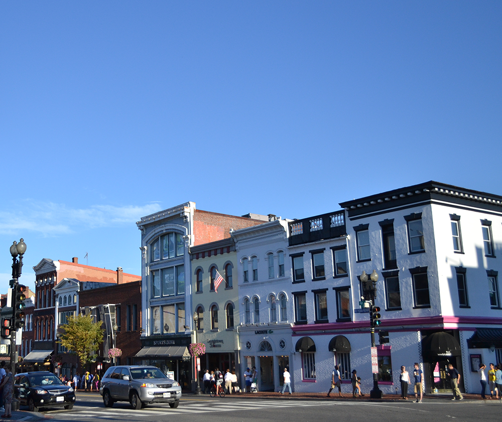 local georgetown retail