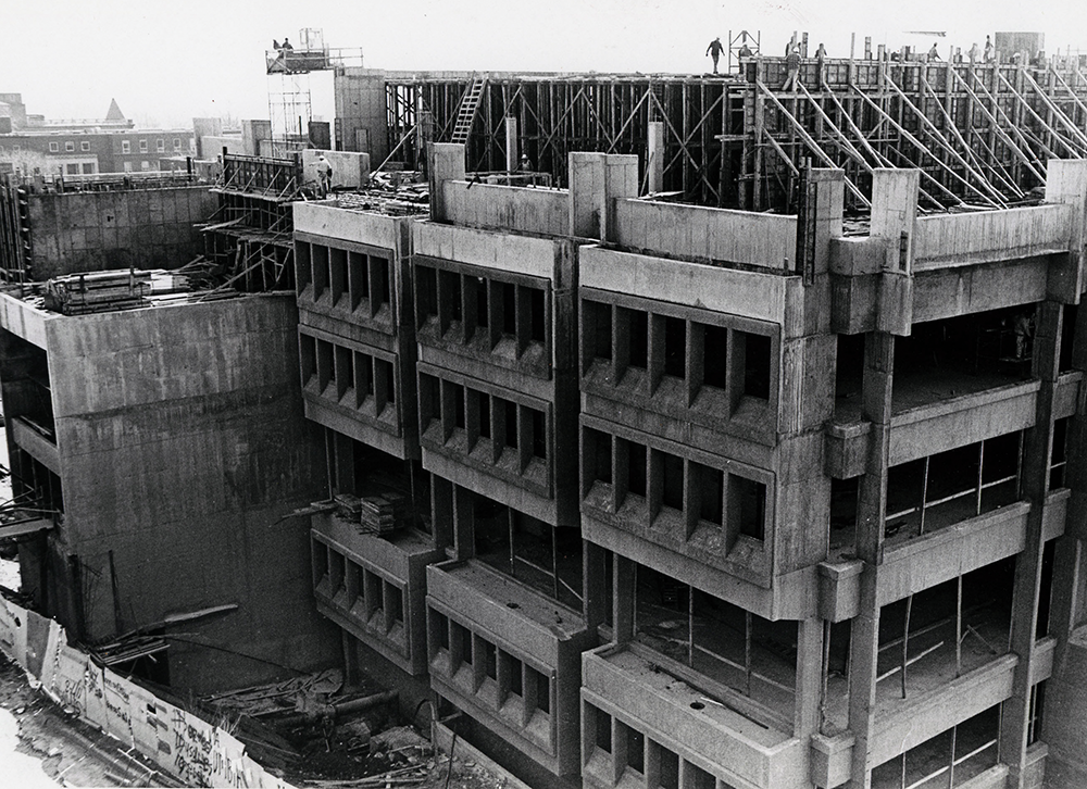 Lauinger: The Past, Present and Future of Georgetown's 'Ugly' Library