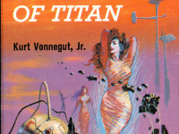 """The Sirens of Titan"" by Kurt Vonnegut"