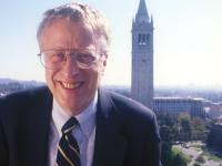 UC BERKELEY George Akerlof, a Nobel Prize winner and economics scholar, will head to the McCourt School in November.