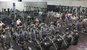 ARIANA TAFTI FOR THE HOYA A new D.C. tax will affect some prices at Yates Field House,  including fitness classes and faculty memberships.