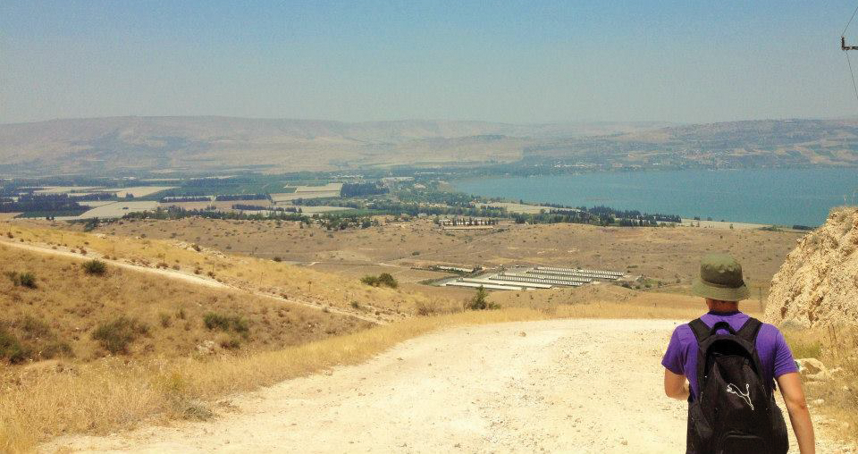 COURTESY NITZAN GABAI A view of Israel