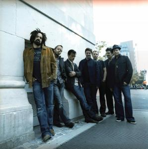 """MTV Counting Crows reemerges onto the music scene with their latest album """"Somewhere Under Wonderland."""""""