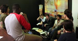 Bakery Hosts Literary Club