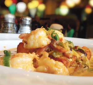 Seafood  Restaurant Jazzes Up Southern Classics