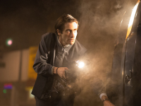 """OPEN ROAD FILMS In the fast-paced action film """"Nightcrawler,"""" Jake Gyllenhall gives a standout performance as an L.A. crime journalist, Louis Bloom."""
