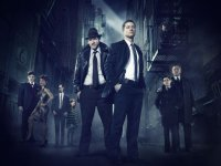 IMDB.COM Donal Logue and Ben McKenzie star as Harvey Bullock and James Gordon in FOX's latest show.