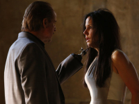 """ZAP2IT.COM Peter Stormare plays Berlin, the mysterious nemesis of Reddington on the season two premiere of """"The Blacklist."""""""