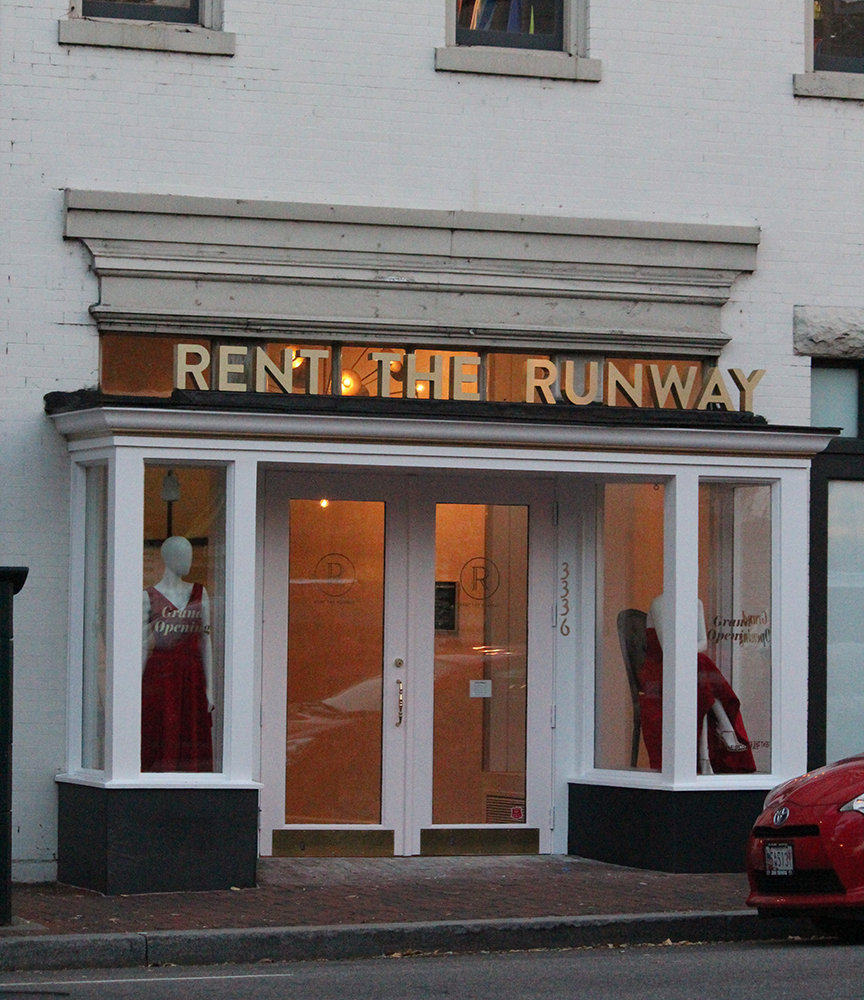 USED, BUT JUST SLIGHTLY: I.F. Man Opens Runway Fashion Exchange in