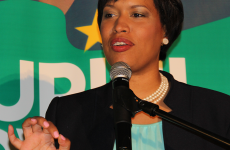 FILE PHOTO: NATASHA THOMSON/THE HOYA Muriel Bowser