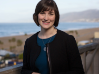 COURTESY STAND WITH SANDRA Women's rights advocate Sandra Fluke (LAW '12) lost to fellow Democrat Ben Allen in her bid to become a California state senator.