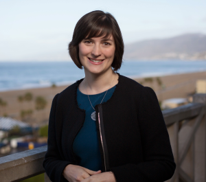 COURTESY STAND WITH SANDRA Women's rights advocate Sandra Fluke (LAW '12) lost to fellow Democrat Ben Allen in her bid to become a California state senator.