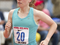 GUHOYAS Junior Kristina Coogan has finished first in two consecutive races.