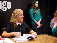 "COURTESY JASON COOK Amy Poehler's humor shines through in her new book ""Yes Please."" The memoir explores her rise to fame and the problems that she faced along the way, revealing a more relatable side of the ""Saturday Night Live"" star."