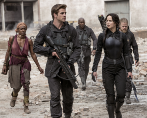 Movie Review: 'The Hunger Games: Mockingjay Part 1'