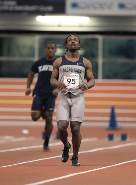 Men's Track & Field | Promising Season Will Kickoff at Navy