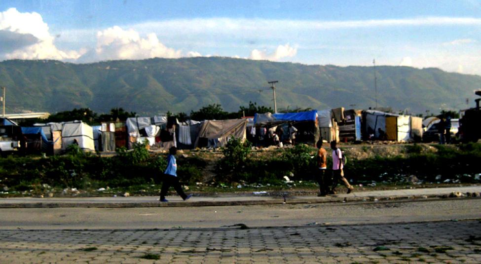 No. 7 – Haiti