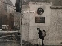 "BARBARA KLEMM Klemm displays German history in her intriguing ""Light and Dark"" display."