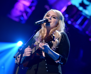 "MUSIC TIMES Meghan Trainor makes her album debut with ""Title,"" with several pop hits and fierce lyrics that are sure to blow up the pop scene."