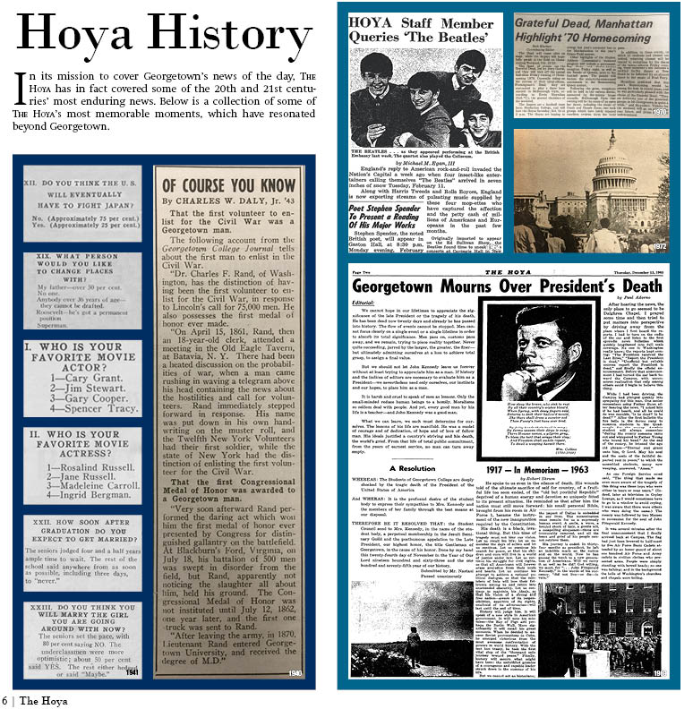 Hoya History