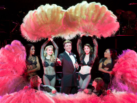 """JEREMY DANIEL/THE HOYA With a long history and big shoes to fill, the National Theatre's version of """"Chicago"""" provides a hilariously entertaining show."""