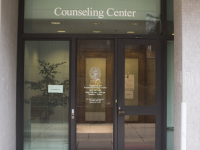 DANIEL SMITH/THE HOYA Located in back of Darnall Hall, the Counseling Center provides psychological and psychiatric services to all Georgetown students.