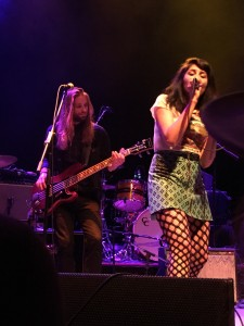 Concert Review: Jessica Hernandez and the Deltas