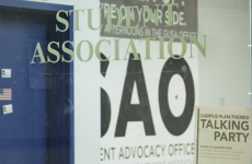 ISABEL BINAMIRA/THE HOYA The Student Advocacy Office has been reorganized, adding arms dedicated to student workers,  mental health and free speech, in an attempt to streamline advocacy and increase efficiency.
