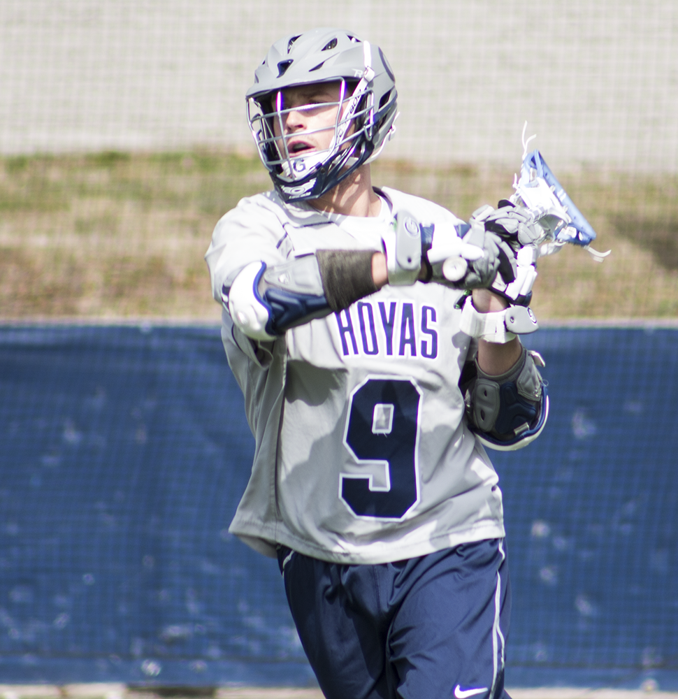 Men's Lacrosse | GU to Face Virginia After 9-Year Gap