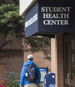 FILE PHOTO: DANIEL SMITH/THE HOYA The Student Health Center drew criticism from students for slow response times, part of a general discontent with university physical, mental and sexual health services.