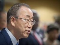 THE WASHINGTON POST UN Secretary-General Ban Ki-moon will speak at the commencement ceremony for the School of Foreign Service.