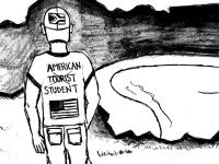 BOBROSKE: It's Odd Being an American Abroad
