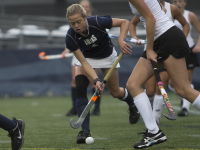 FILE PHOTO: JULIA HENNRIKUS/THE HOYA Forward Sarah Butterfield