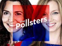 "ITUNES Margie Omero and Kristen Soltis Anderson, co-hosts of ""The Pollsters"" podcast, were the first speakers for the Institute of Politics and Public Service's new Women and Politics series, which began Nov. 9."